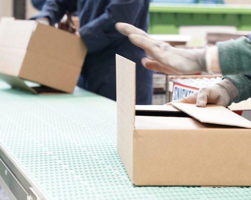 Bespaar onkosten met ompakken