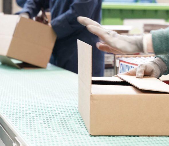 Ompakken, verpakken & inpakken